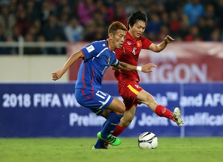Doi hinh ket hop 2 lua U19 Viet Nam day hua hen - Anh 8