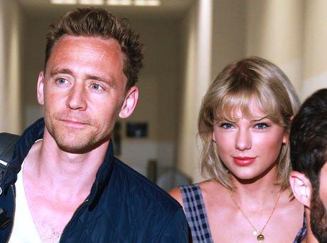'Loki' soc khi Taylor Swift tan tinh nguoi moi - Anh 1