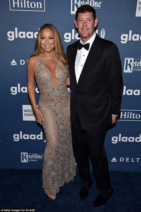 Mariah Carey bi ty phu huy hon vi an tieu qua do - Anh 2