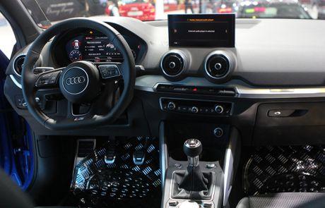 Anh thuc te Audi Q2 dau tien vua ve Viet Nam - Anh 11