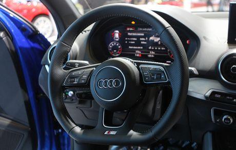 Anh thuc te Audi Q2 dau tien vua ve Viet Nam - Anh 12