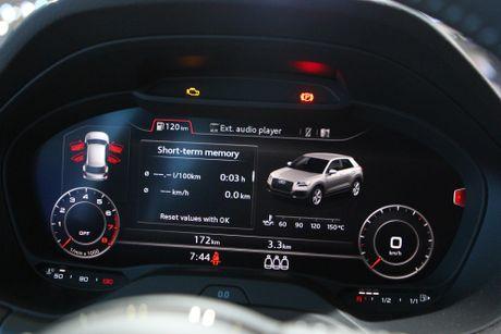 Anh thuc te Audi Q2 dau tien vua ve Viet Nam - Anh 13