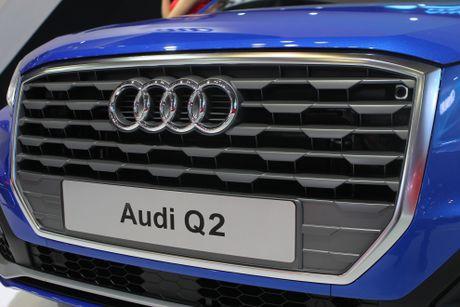 Anh thuc te Audi Q2 dau tien vua ve Viet Nam - Anh 3