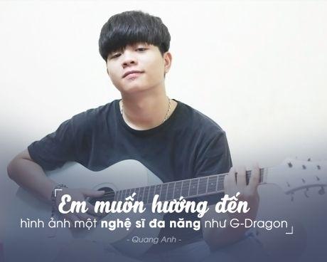 Quan quan Quang Anh: 'Em buon vi khong kiem tien giup me' - Anh 3