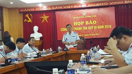 Co the thanh tra nhung vi pham tai Bo Cong Thuong - Anh 1