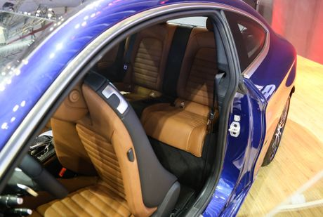 Chi tiet Mercedes C300 Coupe gia 2,7 ty dong tai VIMS - Anh 7