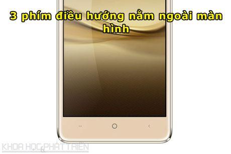 Smartphone cam bien van tay, RAM 2 GB, gia gan 2 trieu dong - Anh 10
