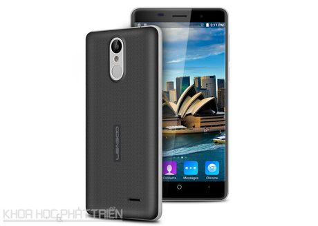 Smartphone cam bien van tay, RAM 2 GB, gia gan 2 trieu dong - Anh 17