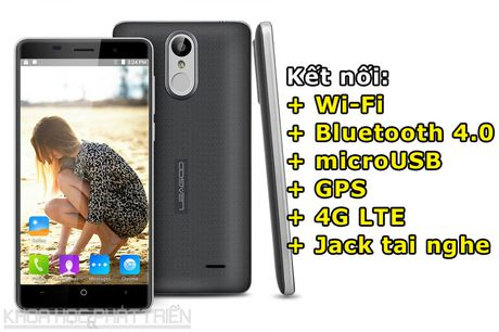 Smartphone cam bien van tay, RAM 2 GB, gia gan 2 trieu dong - Anh 4