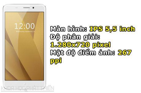 Smartphone cam bien van tay, RAM 2 GB, gia gan 2 trieu dong - Anh 6