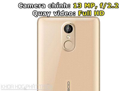 Smartphone cam bien van tay, RAM 2 GB, gia gan 2 trieu dong - Anh 7