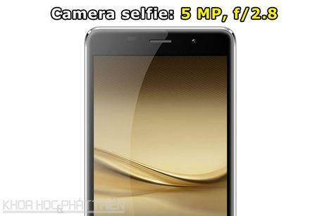 Smartphone cam bien van tay, RAM 2 GB, gia gan 2 trieu dong - Anh 9
