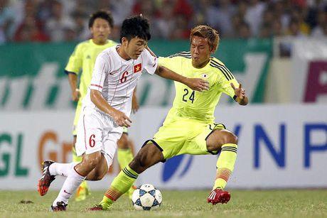 U19 Viet Nam vs U19 Nhat Ban: Hay cu mo di! - Anh 1