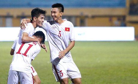 U19 Viet Nam vs U19 Nhat Ban: Hay cu mo di! - Anh 2
