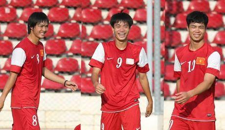 U19 Viet Nam chien ban ket: U19 Nhat Ban, hay doi day! - Anh 1