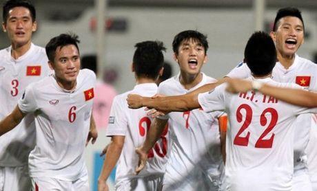 U19 Viet Nam chien ban ket: U19 Nhat Ban, hay doi day! - Anh 2