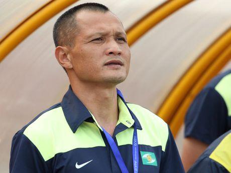SLNA dong y cho HLV Ngo Quang Truong nghi viec - Anh 1
