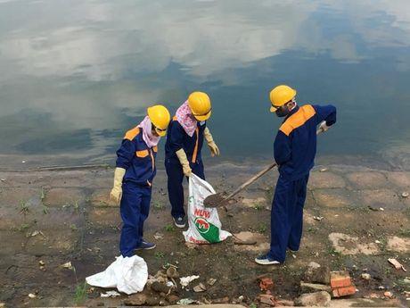 Ha Noi: Xac minh nhom nguoi vot ca chet ho Linh Dam trong dem - Anh 1