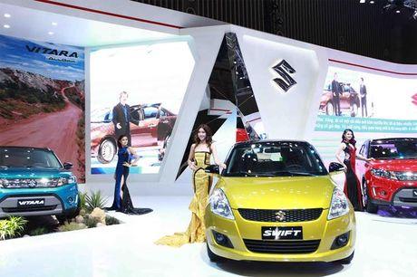 Suzuki Ciaz - Chien binh moi thach thuc phan khuc sedan hang B - Anh 3