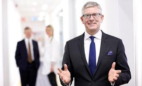 Tai cau truc, Ericsson bo nhiem CEO moi - Anh 1