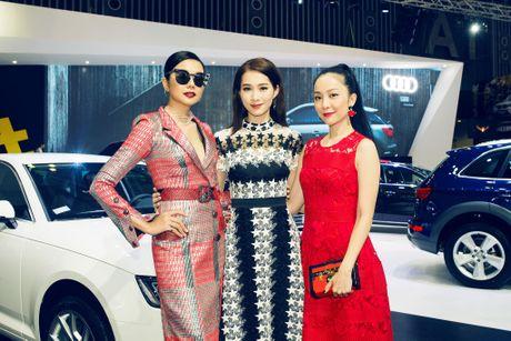 Thanh Hang, Ky Duyen, Linh Nga, Dang Thu Thao...'khong hen ma gap' tai VIMS 2016 - Anh 5