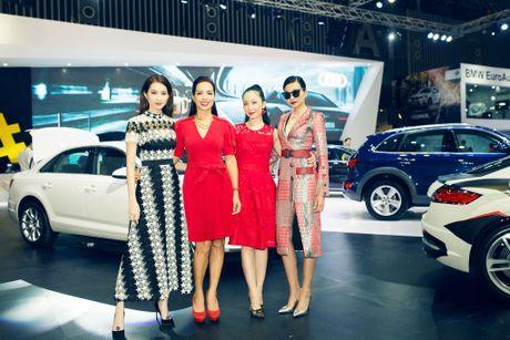 Thanh Hang, Ky Duyen, Linh Nga, Dang Thu Thao...'khong hen ma gap' tai VIMS 2016 - Anh 6