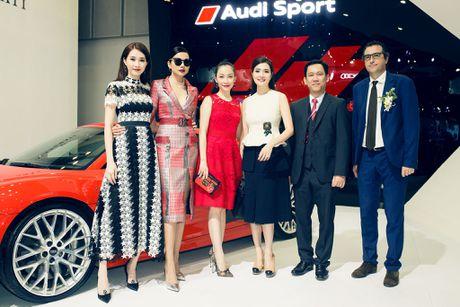 Thanh Hang, Ky Duyen, Linh Nga, Dang Thu Thao...'khong hen ma gap' tai VIMS 2016 - Anh 7