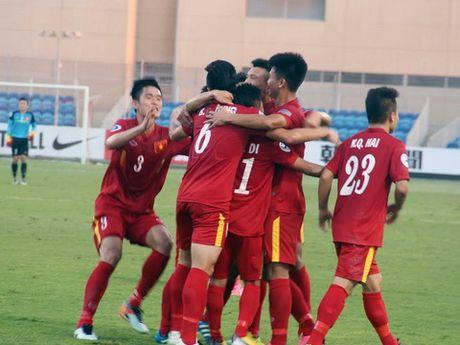 Tuyen thu U19 Viet Nam Quang Hai: 'Chung toi muon tao bat ngo truoc U19 Nhat Ban' - Anh 2