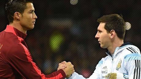 Cristiano Ronaldo tiet lo ve doi thu kho nhan nhat, ve quan he voi Messi - Anh 2