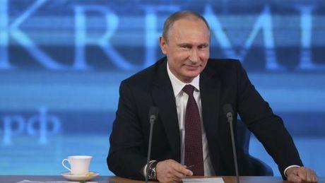 Dang o the ap dao, ong Putin to ra rong luong, 'choi chieu' do ngot voi My - Anh 1