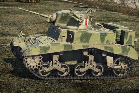 Anh dep an tuong trong game xe tang hut khach World of Tanks - Anh 10