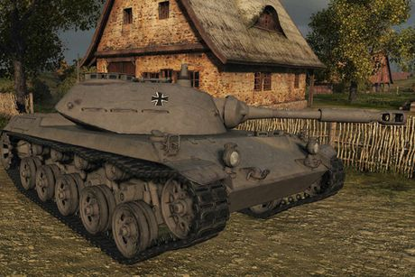 Anh dep an tuong trong game xe tang hut khach World of Tanks - Anh 14