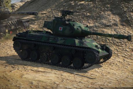 Anh dep an tuong trong game xe tang hut khach World of Tanks - Anh 1