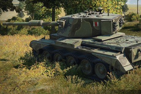 Anh dep an tuong trong game xe tang hut khach World of Tanks - Anh 8