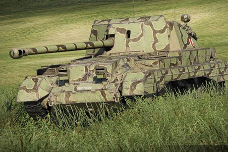 Anh dep an tuong trong game xe tang hut khach World of Tanks - Anh 9