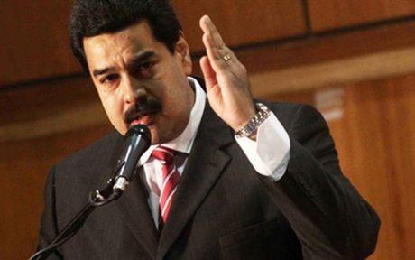 Tong thong Venezuela khang dinh se danh bai moi am muu dao chinh - Anh 1