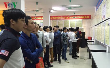Lao dong thoi vu trong dip Tet Nguyen Dan 2017 lai dat hang - Anh 1