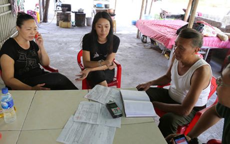 Quang Ninh: Nguoi dan keu troi ve gia dien nuoc - Anh 2