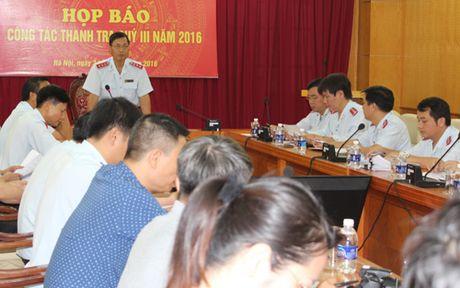 Thanh tra Chinh phu de nghi xu ly 3 nguoi dung dau de xay ra tham nhung - Anh 1