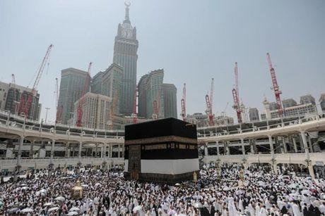 Saudi Arabia chan ten lua tu Yemen nham vao thanh dia Mecca - Anh 1