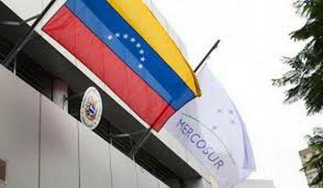 Venezuela phan doi trieu tap Hoi nghi Ngoai truong Mercosur - Anh 1
