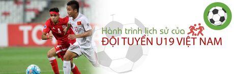 Hanh trinh lich su den World Cup U20 cua doi U19 Viet Nam - Anh 1