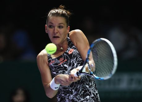 WTA Finals 2016: Xac dinh xong cac cap dau o vong ban ket - Anh 1