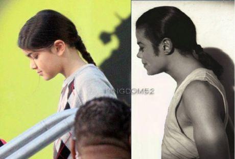 Cuoc song bat thuong cua 3 con Michael Jackson - Anh 8