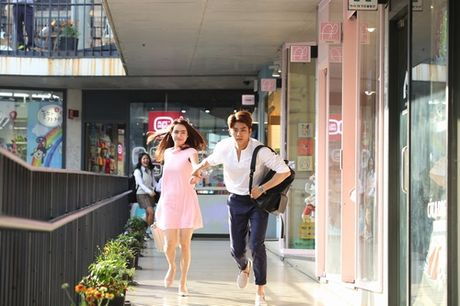 Tai tu Kang Tae Oh 'kho chiu' khi hon Nha Phuong - Anh 3
