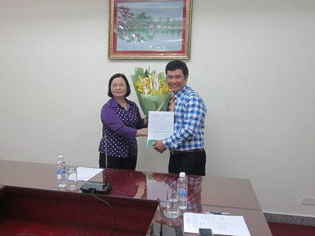 Bo nhiem Pho Tong Bien tap Tap chi Nong thon moi - Anh 1