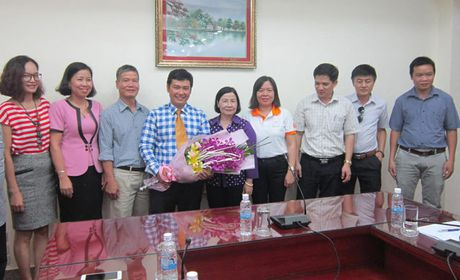 Bo nhiem Pho Tong Bien tap Tap chi Nong thon moi - Anh 2