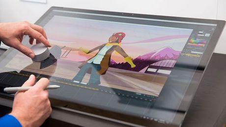 'Giat minh' truoc sieu pham Surface moi cua Microsoft - Anh 1
