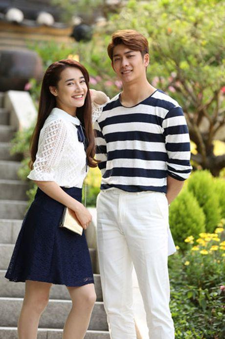 Nha Phuong noi ve phan ung cua Truong Giang khi co hon Kang Tae Oh - Anh 1