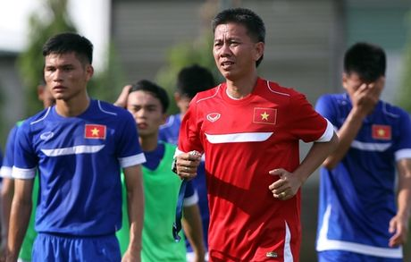 HLV Hoang Anh Tuan va nhung cau noi bat hu cung U19 Viet Nam - Anh 1